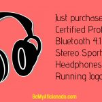 Affordable Joggers Headset for 599 INR