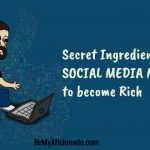 How to use social media to become rich
