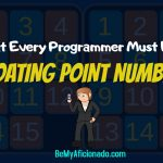 What Every Programmer Must Know About Floating Point Numbers