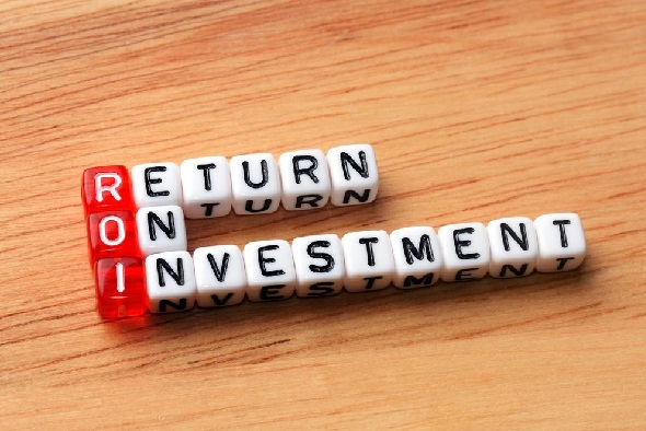 Best Investment is one which has the maximun ROI