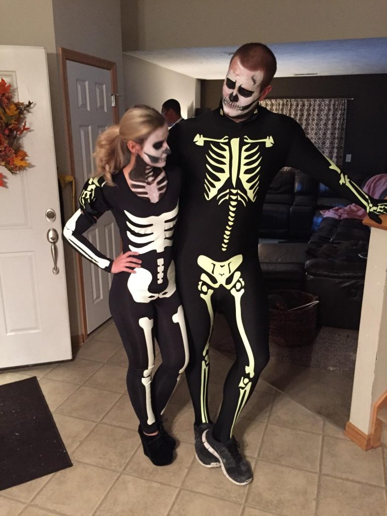 Catsuit for Halloween 2017