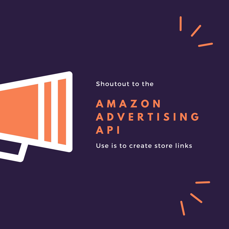 Amazon Advertising API