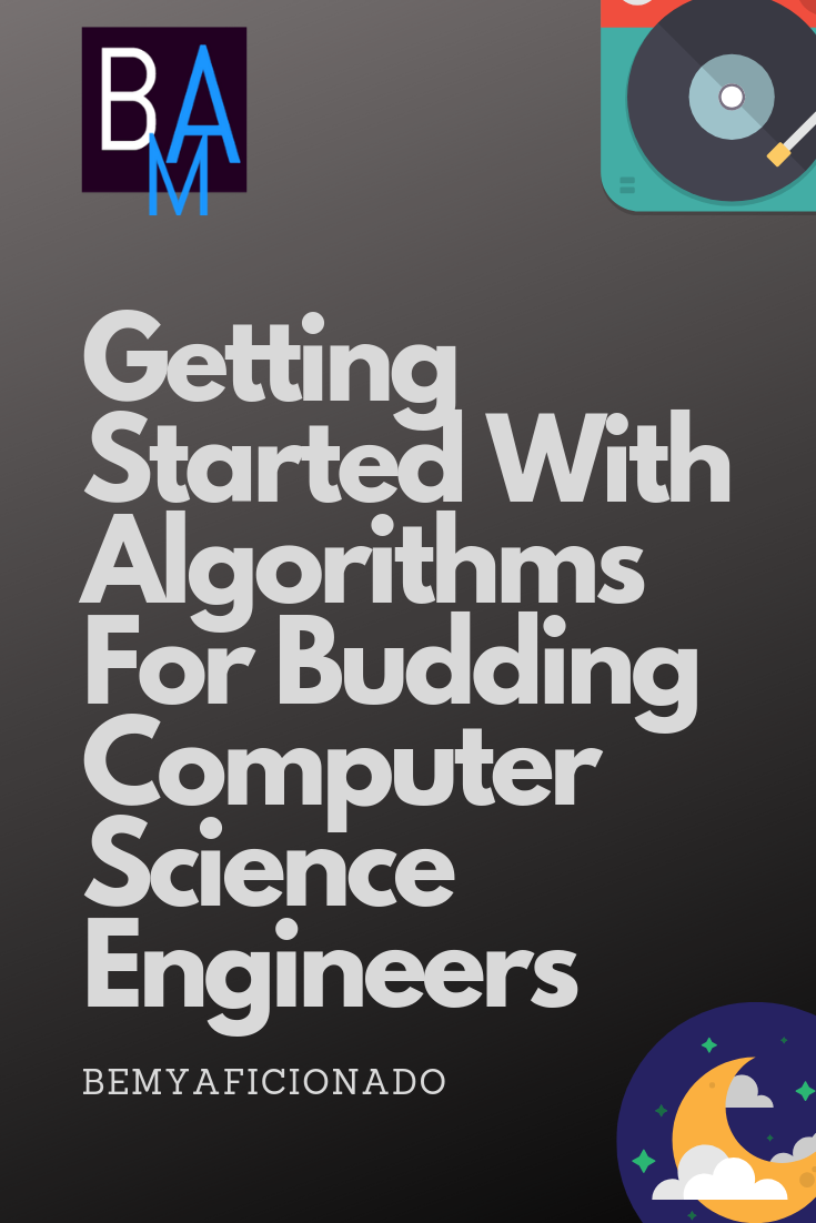 Getting Started With Algorithms For Budding Computer Science Engineers Cover