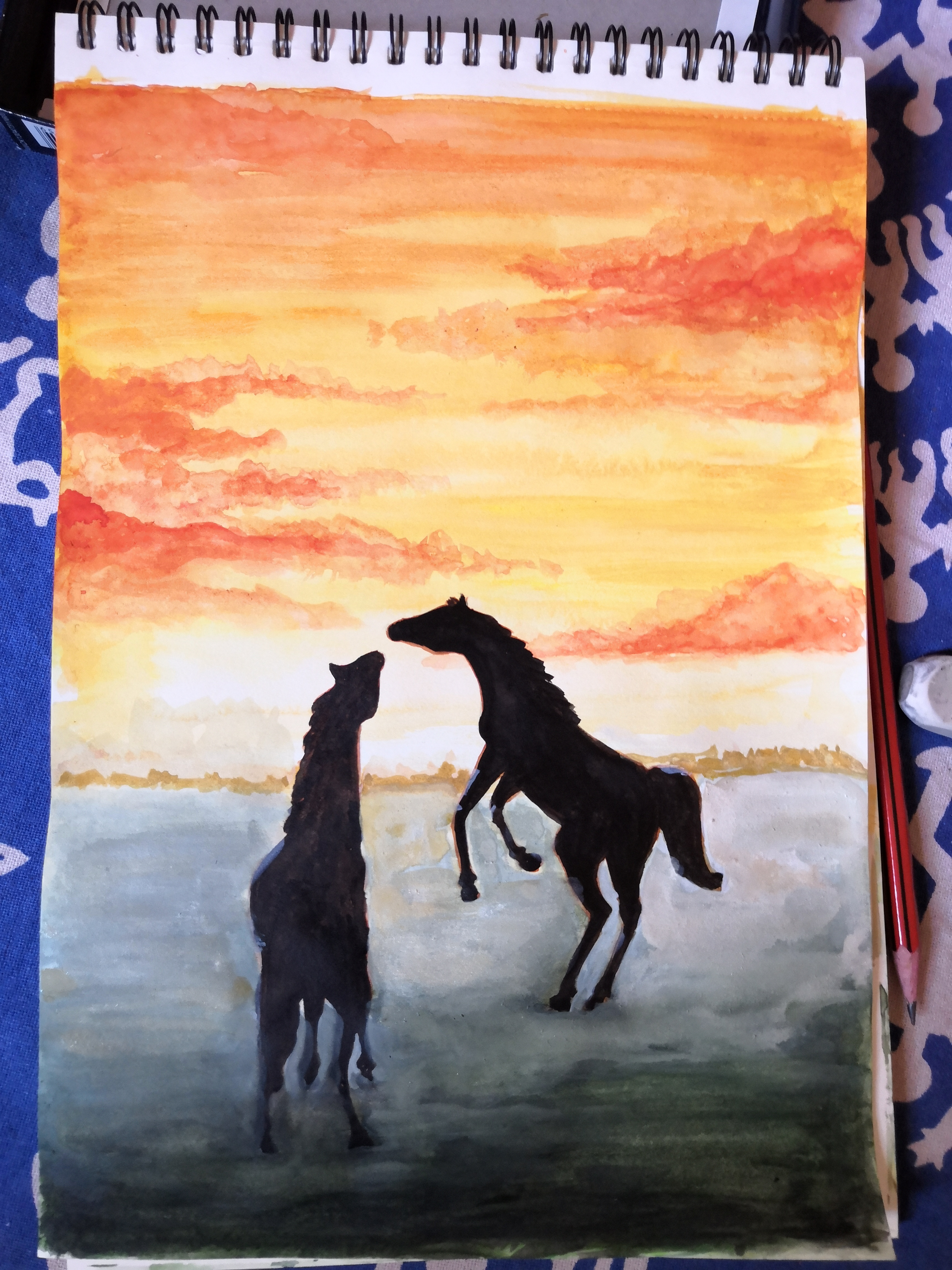Horse Art Midway