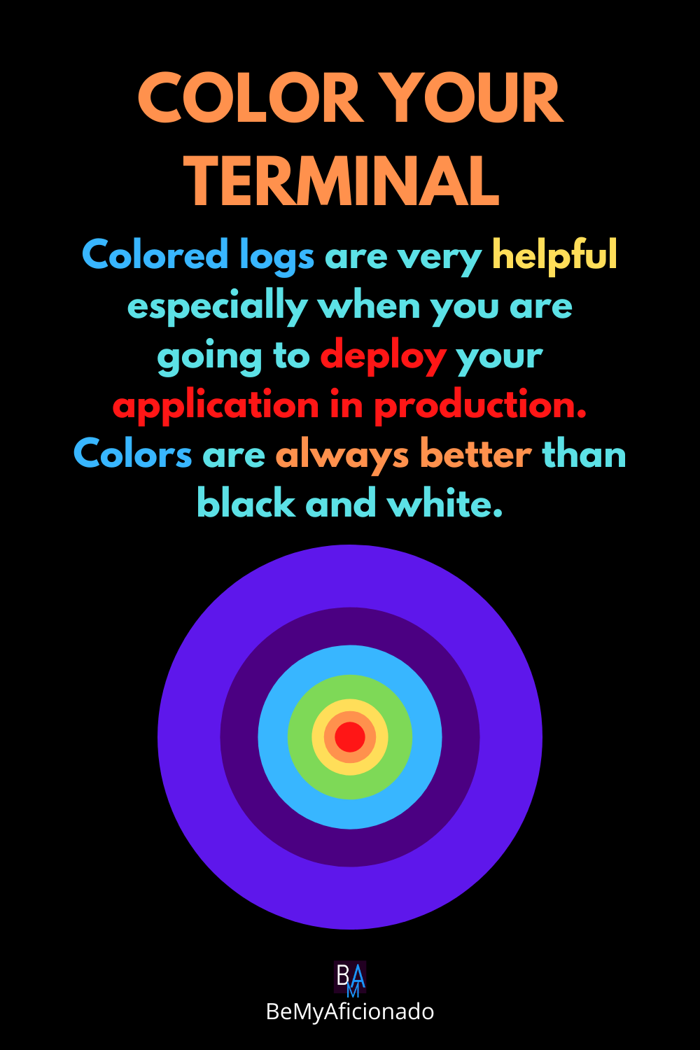 Color Your Teminal