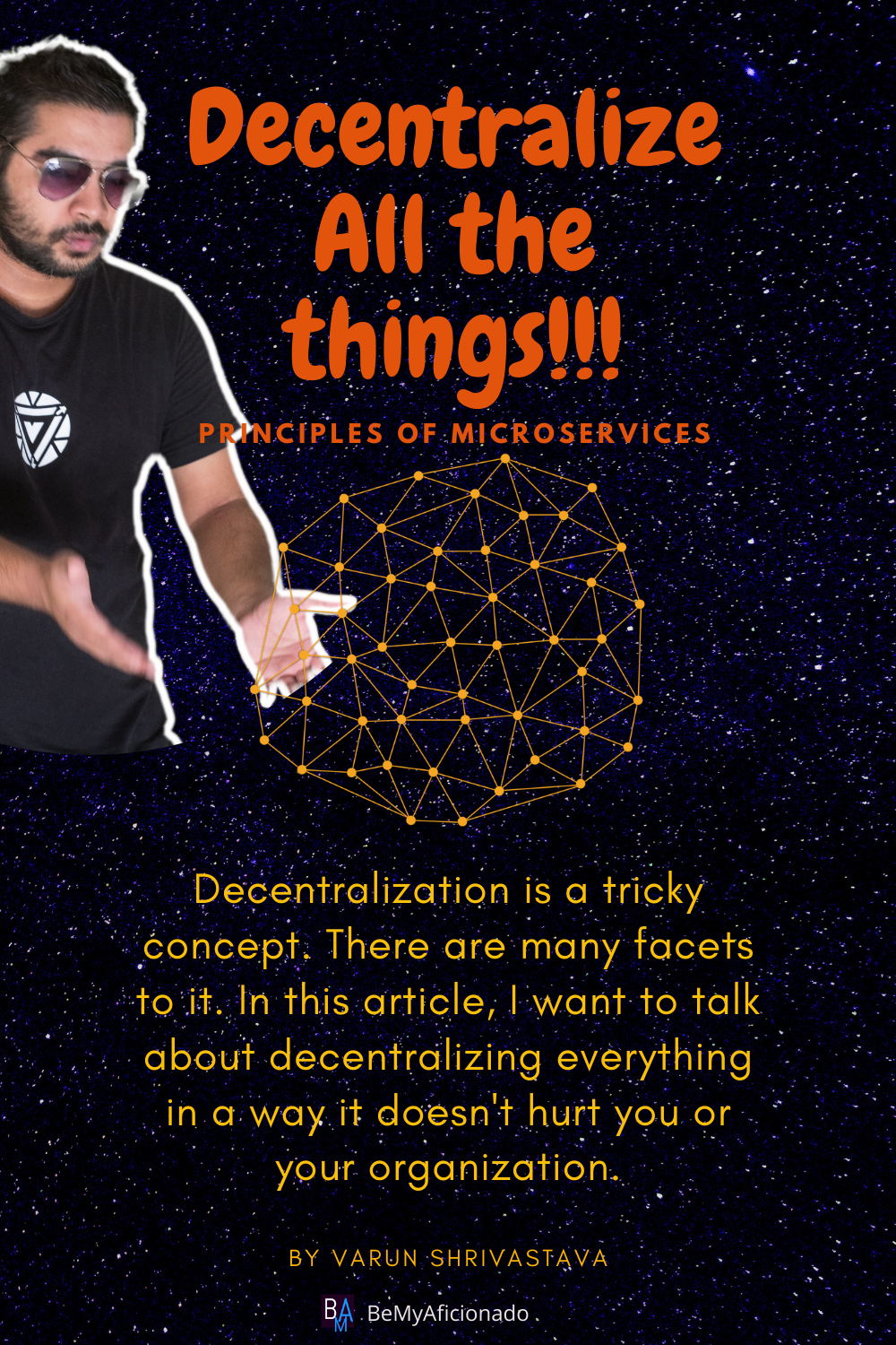 Decentralization Of Microservices